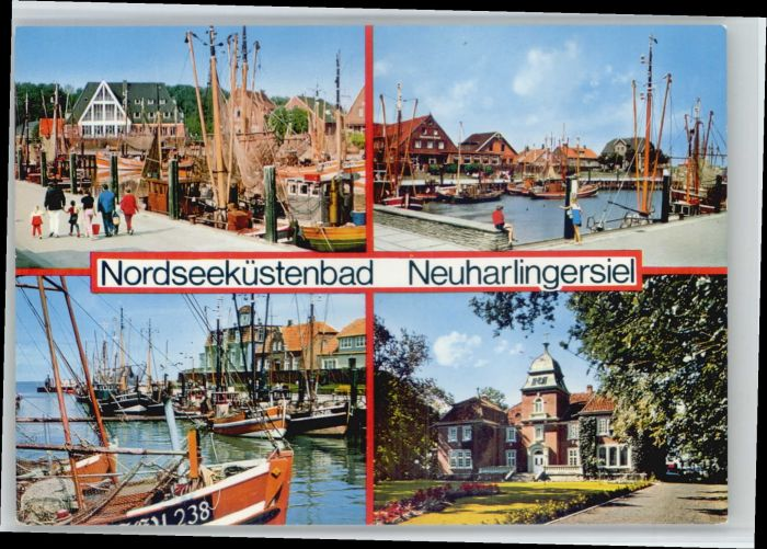 Neuharlingersiel Neuharlingersiel  * / Neuharlingersiel /Wittmund LKR