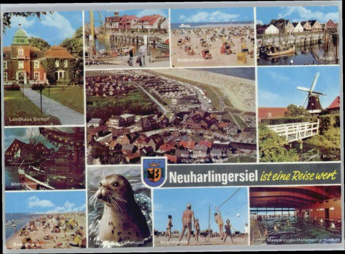 Neuharlingersiel Neuharlingersiel  x / Neuharlingersiel /Wittmund LKR
