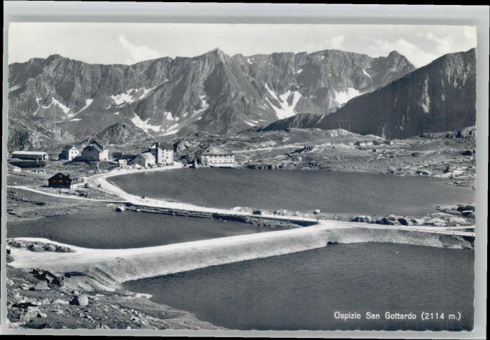 St Gotthard St Gotthard Hospiz * / Gotthard, St. /Rg. Andermatt