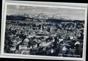 St Gallen SG St Gallen  x / St Gallen /Bz. St. Gallen City