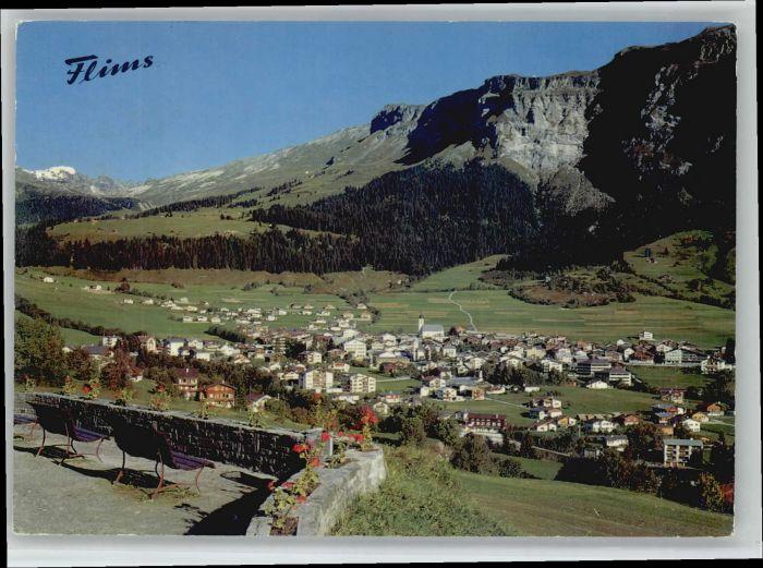 Flims Dorf Flims Dorf  x / Flims Dorf /Bz. Imboden
