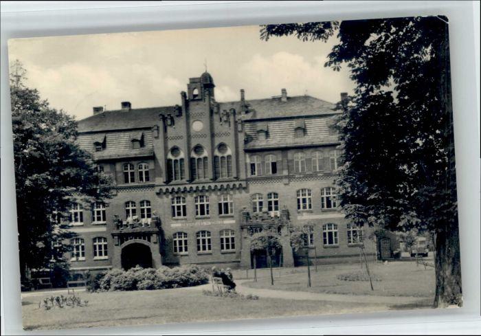 Beelitz Mark Beelitz Diesterweg-Schule  x / Beelitz /Potsdam-Mittelmark LKR