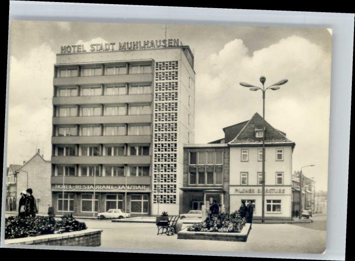 Muehlhausen Thueringen Muehlhausen Thueringen Hotel Stadt Muehlhausen x / Muehlhausen Thueringen /Unstrut-Hainich-Kreis LKR