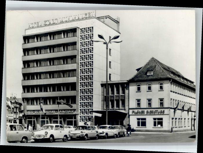 Muehlhausen Thueringen Muehlhausen Thueringen Hotel Stadt Muehlhausen * / Muehlhausen Thueringen /Unstrut-Hainich-Kreis LKR