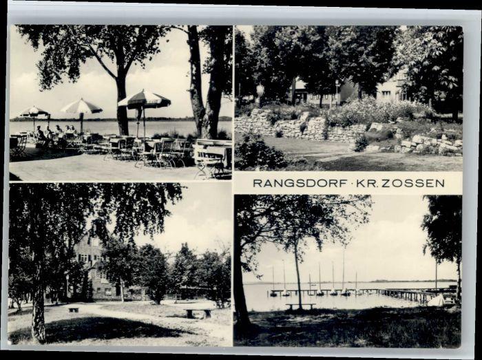 Rangsdorf Rangsdorf  * / Rangsdorf /Teltow-Flaeming LKR