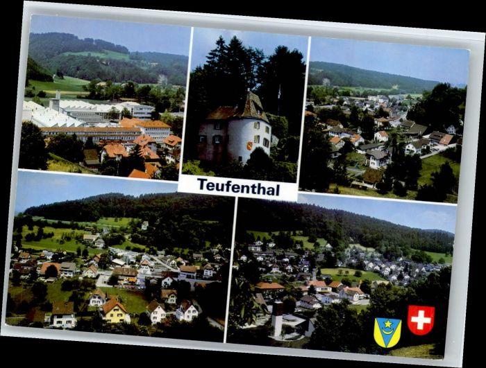 Teufenthal AG Teufenthal AG  * / Teufenthal AG /Bz. Kulm