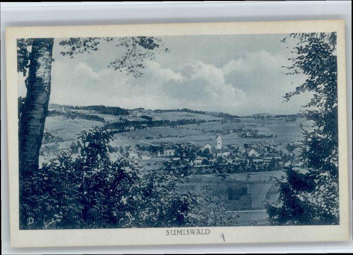 Sumiswald Sumiswald  * / Sumiswald /Bz. Trachselwald