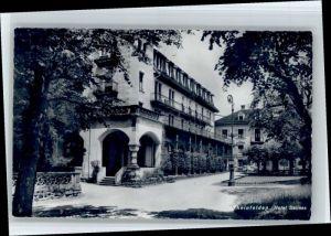 Rheinfelden AG Rheinfelden Hotel Salines * / Rheinfelden /Bz. Rheinfelden