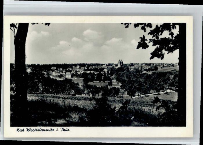 Bad Klosterlausnitz Bad Klosterlausnitz  x / Bad Klosterlausnitz /Saale-Holzland-Kreis LKR