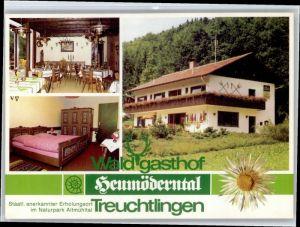 Treuchtlingen Treuchtlingen Gasthof Heumoederntal * / Treuchtlingen /Weissenburg-Gunzenhausen LKR