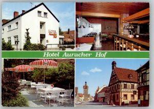 Herzogenaurach Herzogenaurach Hotel Auracher Hof * / Herzogenaurach /Erlangen-Hoechstadt LKR