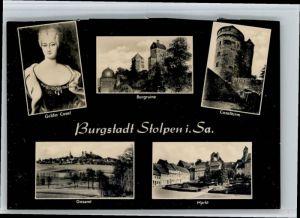 Stolpen Stolpen  * / Stolpen /Saechsische Schweiz-Osterzgebirge LKR