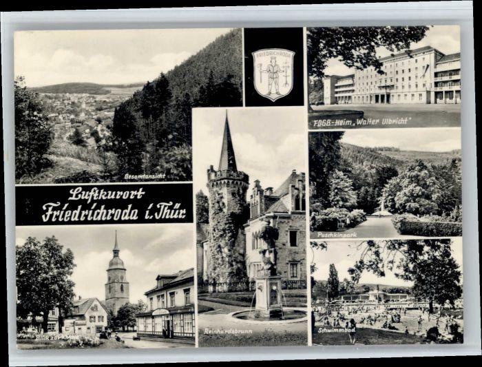 Friedrichroda Friedrichroda  x / Friedrichroda /Gotha LKR