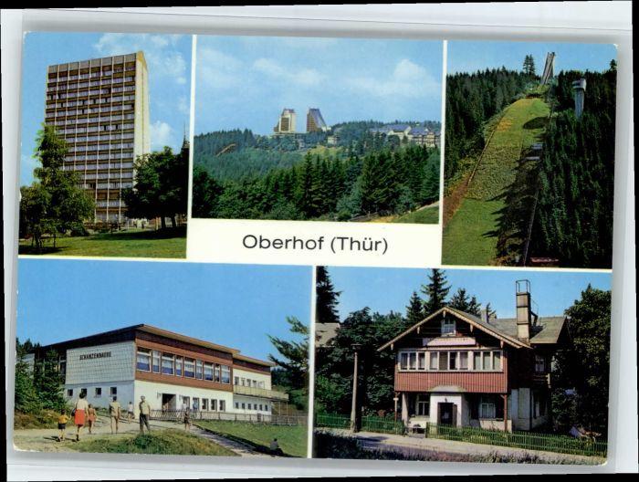 Oberhof Thueringen Oberhof  * / Oberhof Thueringen /Schmalkalden-Meiningen LKR