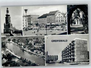 Greifswald Mecklenburg Vorpommern Greifswald  * / Greifswald /Greifswald Stadtkreis