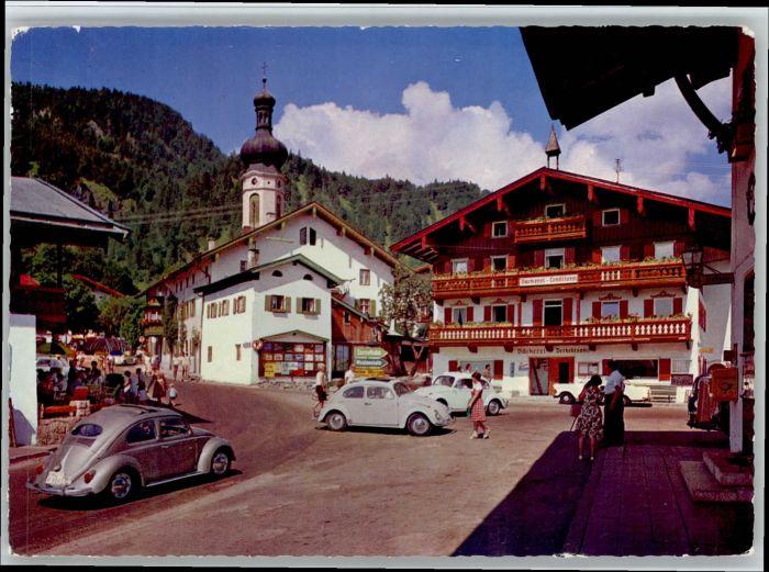 Reit Winkl Reit Winkl Dorfplatz x / Reit im Winkl /Traunstein LKR