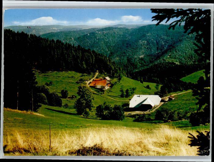 Schonach Schwarzwald Schonach Paradies x / Schonach im Schwarzwald /Schwarzwald-Baar-Kreis LKR