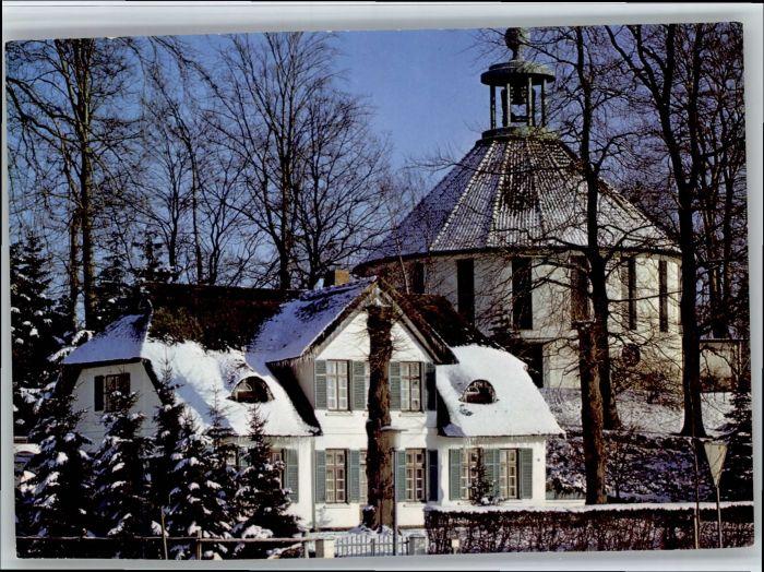 Reinbek Reinbek Herz-Jesu Kirche * / Reinbek /Stormarn LKR