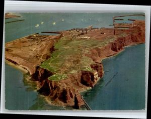 Insel Helgoland Insel Helgoland Fliegeraufnahme x / Helgoland /Pinneberg LKR