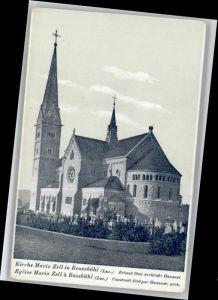 Reussbuehl Reussbuehl Kirche Maria Zell * / Reussbuehl /Bz. Luzern