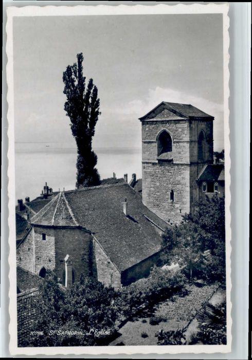 L Eglise L'Eglise St Saphorin * / L Eglise /Rg. Barberine