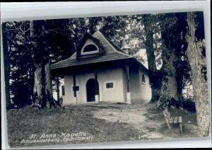 Escholzmatt Escholzmatt St Anna Kapelle * / Escholzmatt /Bz. Entlebuch