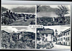 St Legier St Legier  x / St Legier /Bz. Vevey