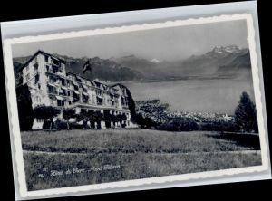 Mont Pelerin Mont Pelerin Hotel du Parc x / Mont Pelerin /Rg. Chatel-St-Denis