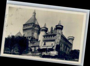 Versoix Versoix Schloss de Vufflens x / Versoix /Bz. Geneve