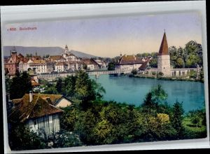 Solothurn Solothurn  x / Solothurn /Bz. Solothurn
