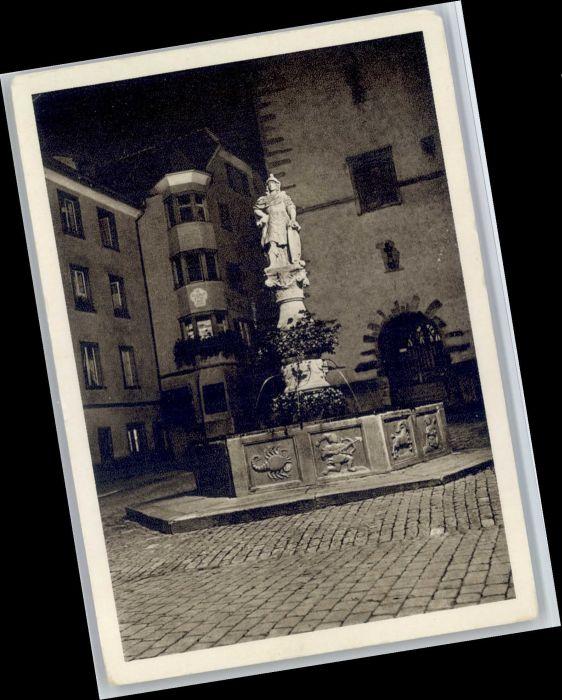 Chur GR Chur Martinsbrunnen * / Chur /Bz. Plessur