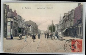 Calais Calais Boulevard Lafayette x / Calais /Arrond. de Calais