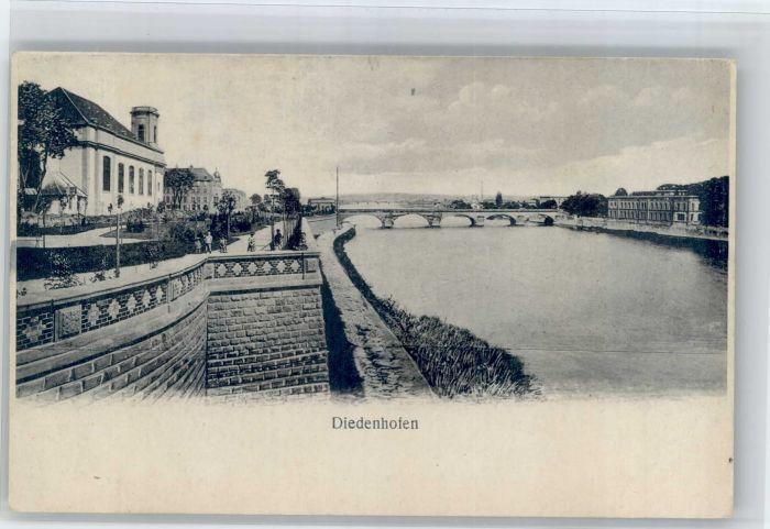 Diedenhofen Diedenhofen  * / Thionville /Arrond. de Thionville-Est
