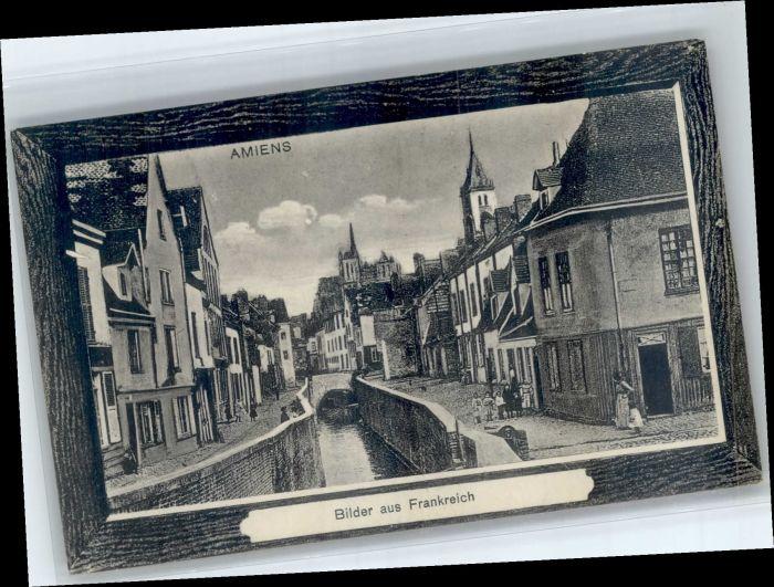 Amiens Amiens  * / Amiens /Arrond. d Amiens