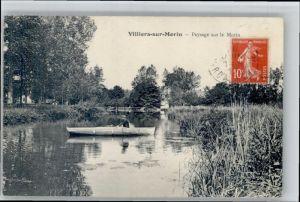 Villiers-sur-Morin Villiers-sur-Morin Paysage Morin x / Villiers-sur-Morin /Arrond. de Meaux