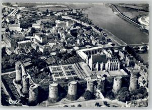 Angers Angers Fliegeraufnahme Chateau * / Angers /Arrond. d Angers