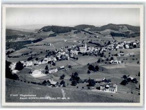 Schwellbrunn Schwellbrunn Fliegeraufnahme x / Schwellbrunn /Bz. Hinterland