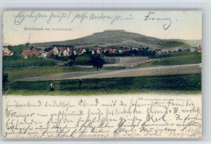 Kersbach Mittelfranken Kersbach Mittelfranken  x / Neunkirchen a.Sand /Nuernberger Land LKR