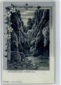 Garmisch-Partenkirchen Garmisch-Partenkirchen Partnachklamm * / Garmisch-Partenkirchen /Garmisch-Partenkirchen LKR