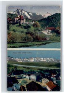 Neubeuern Neubeuern Schloss x / Neubeuern /Rosenheim LKR