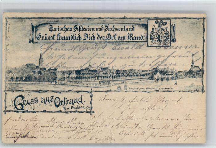 Ortrand Ortrand  x / Ortrand /Oberspreewald-Lausitz LKR
