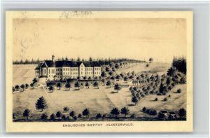 Klosterwald Klosterwald Englisches Institut x / Ottobeuren /Unterallgaeu LKR