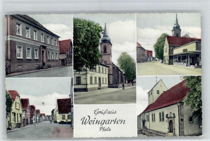 Weingarten Pfalz Weingarten Pfalz  x / Weingarten (Pfalz) /Germersheim LKR
