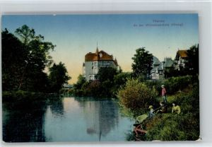 Hanau Main Hanau Wilhelmsbruecke * / Hanau /Main-Kinzig-Kreis LKR