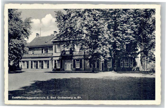 Bad Godesberg Bad Godesberg Reichsfuehrerinnenschule x / Bonn /Bonn Stadtkreis