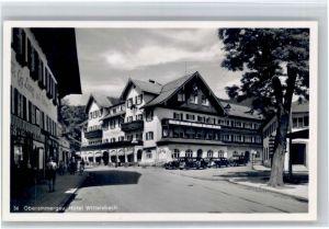 Oberammergau Oberammergau Hotel Wittelsbach * / Oberammergau /Garmisch-Partenkirchen LKR