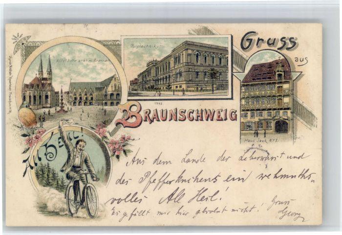 Braunschweig Braunschweig Polytechnikum x / Braunschweig /Braunschweig Stadtkreis
