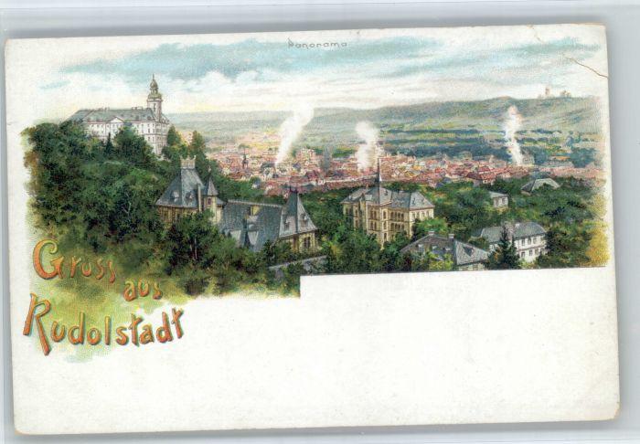 Rudolstadt Rudolstadt  * / Rudolstadt /Saalfeld-Rudolstadt LKR