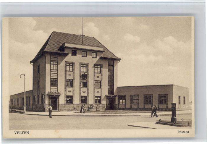 Velten Velten Postamt * / Velten /Oberhavel LKR