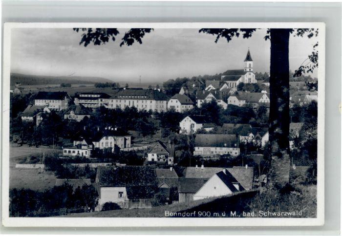 Bonndorf Schwarzwald Bonndorf Kirche x / Bonndorf /Waldshut LKR